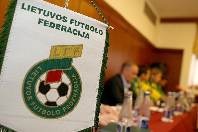 Lietuvos futbolo vadovai: patyrėme spaudimą