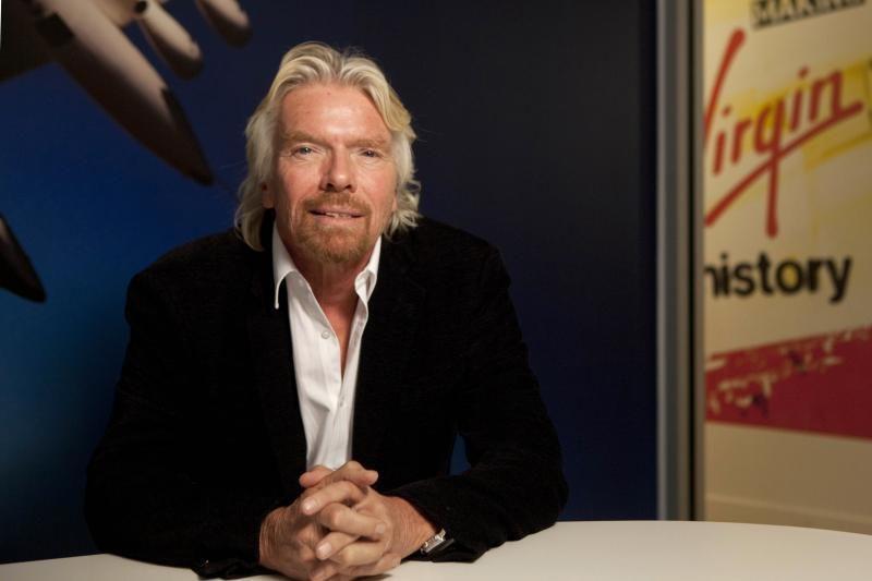 R. Bransono vizitas – ir bilietų perpardavinėtojų taikiklyje