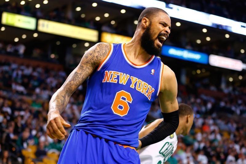 """""""Knicks"""" ir """"Spurs"""" trečią kartą iš eilės sudaužė savo varžovus"""