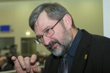 VEKS valdybos pirmininkas – vicemeras G.Babravičius