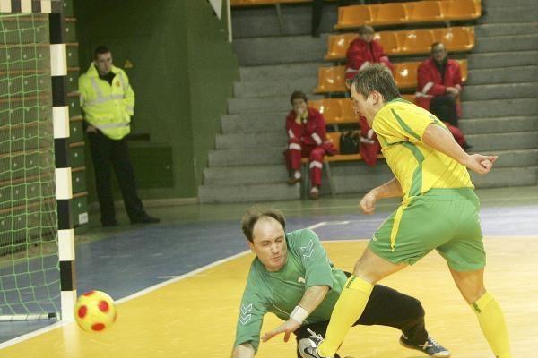 Lietuvos salės futbolo rinktinėje - nauji žaidėjai