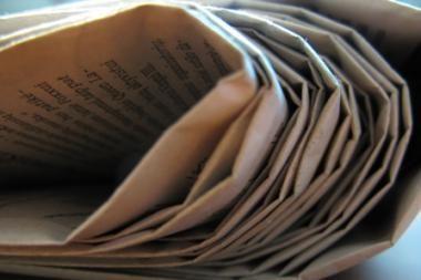 Estijoje priimtas įstatymas - pavojingas spaudos laisvei