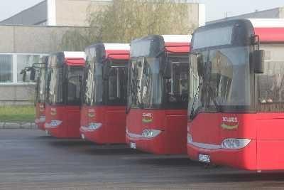 """""""Kauno autobusai"""" stiprins bazę"""