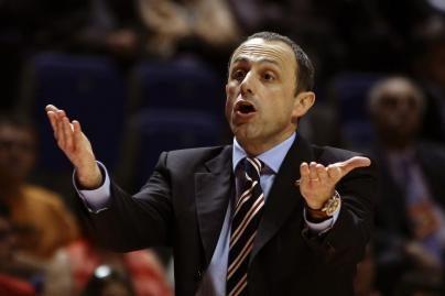 E.Messina: Lietuviams bus sunkus ketvirtfinalio barjeras