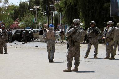 Afganistanas: per protestą dėl tariamo Korano išniekinimo nušauti devyni žmonės