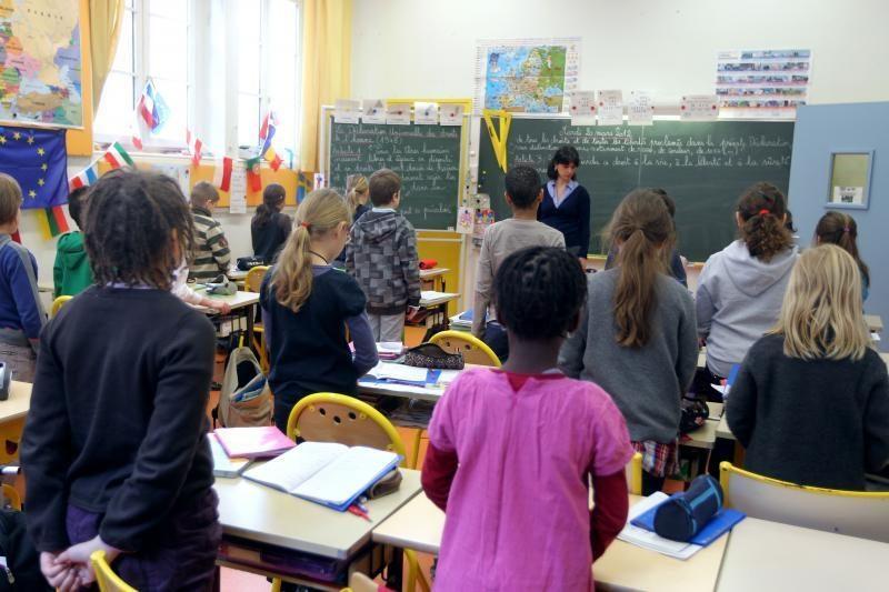 Žydų mokykloje siautėjęs užpuolikas turbūt filmavo savo ataką