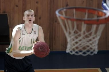 Ovidijus Galdikas - milžinas, bandantis prisijaukinti krepšinio kamuolį