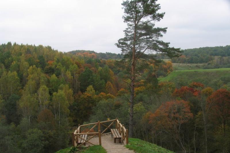 Sutvarkyti Neries regioninio parko piliakalniai