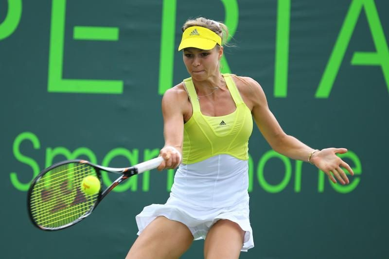 Paaiškėjo moterų teniso turnyro Vokietijoje pusfinalio poros