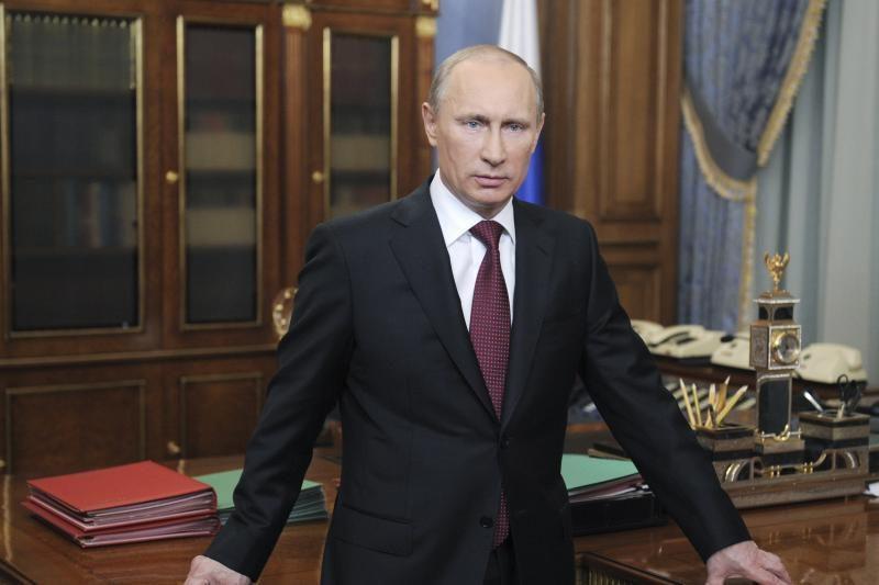 Antrasis rinkimų turas V.Putinui būtų katastrofa