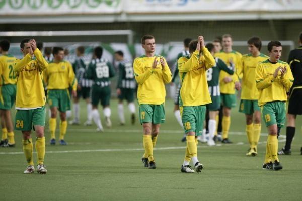 A lygos komandos sužinojo savo varžovus LFF taurės aštuntfinalyje