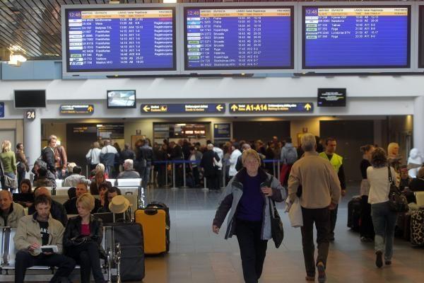 Dėl nevykusio juokelio iš Vilniaus oro uosto - į areštinę