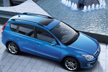 "Atnaujintas ""Hyundai i30"""
