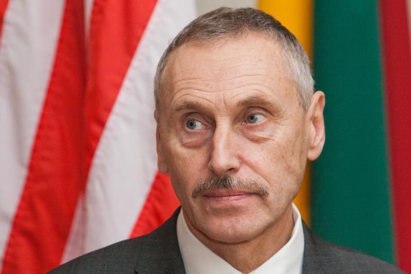 """Ministras: arbitražo sprendimas gali paskatinti derybas su """"Gazprom"""""""