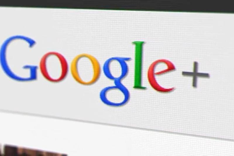 """Socialinio tinklo """"Google+"""