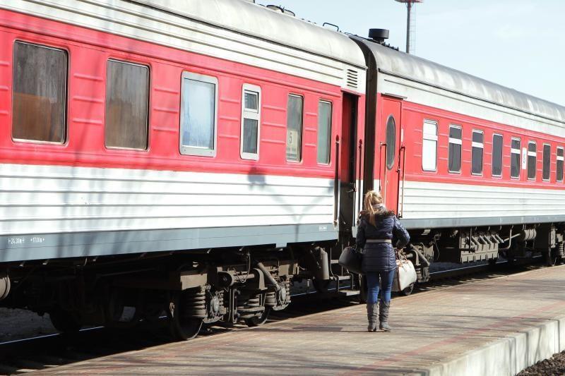 Kretingoje – bendra geležinkelių ir autobusų stotis