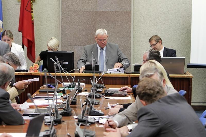 STT nenustatė, jog Klaipėdos politikai ėmė milžiniškus kyšius
