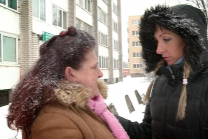 Dukra su šeima netilpo į socialinį būstą – išvarė motiną