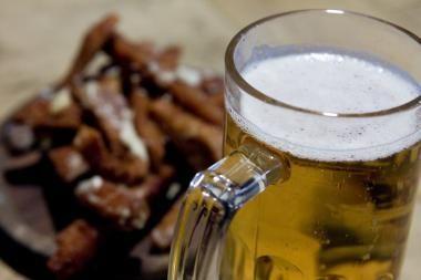Vilniuje vyks alaus gėrimo čempionato finalas