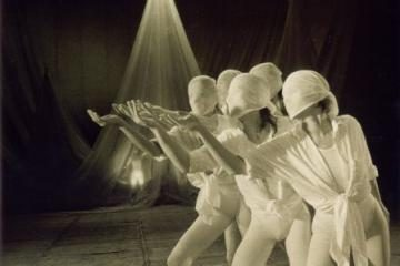 Pantomimos teatro ateitis kol kas neaiški