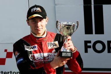 K.Vasiliauskas  FPA čempionate liko antras