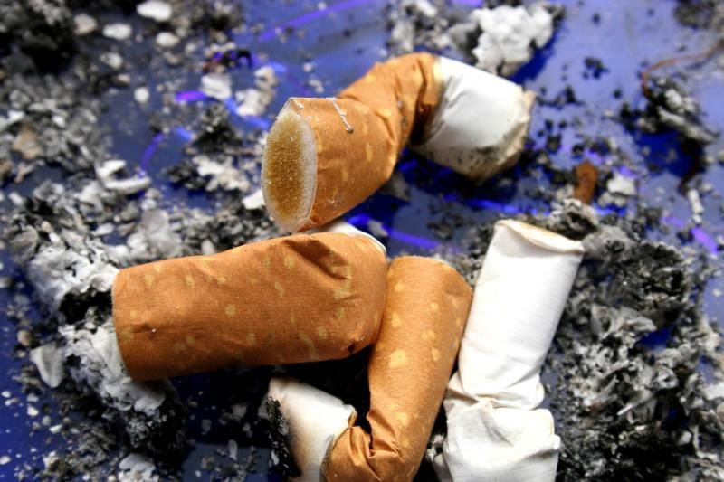 Vilkiko kuro bakuose aptiko beveik 8,5 tūkst. pakelių cigarečių