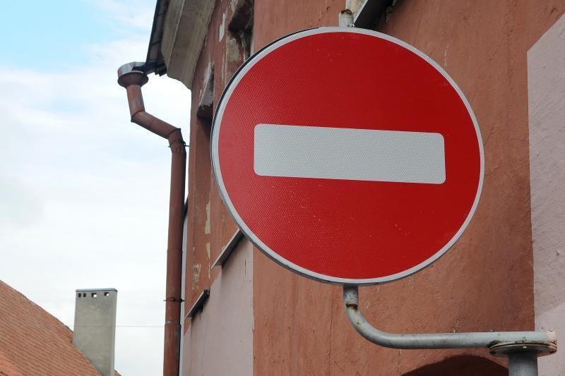 Per bėgimą S.Dariaus ir S.Girėno garbei mieste bus ribojamas eismas