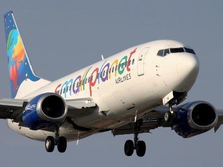 Vilniuje avariniu būdu leidosi lėktuvas iš Egipto, žmonės nenukentėjo