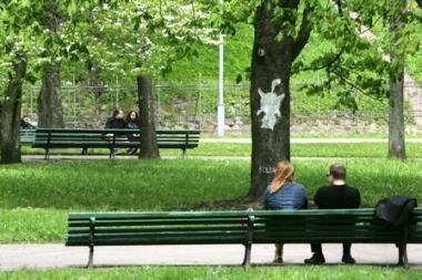 """Krikščioniško roko koncertas """"sudrebins"""" Sereikiškių parką"""