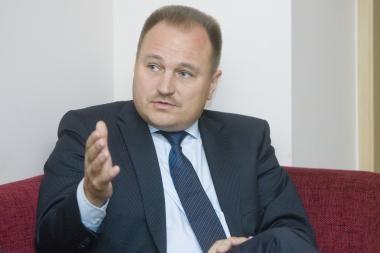 Aukščiausiojo Teismo pirmininku paskirtas G.Kryževičius