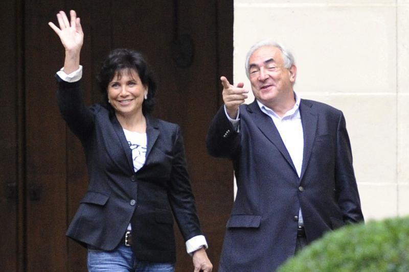 Sąvadautojas gina D. Straussą-Kahną: orgijoms jis neturėjo laiko