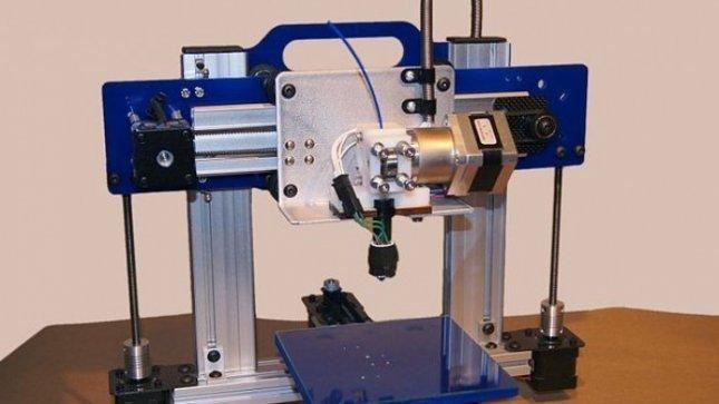 Verslininkas: 3D spausdintuvas - tikra aukso gysla