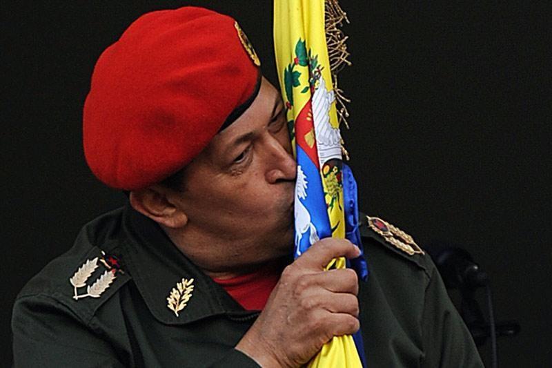 Venesueloje jaunas gubernatorius mes iššūkį H.Chavezui