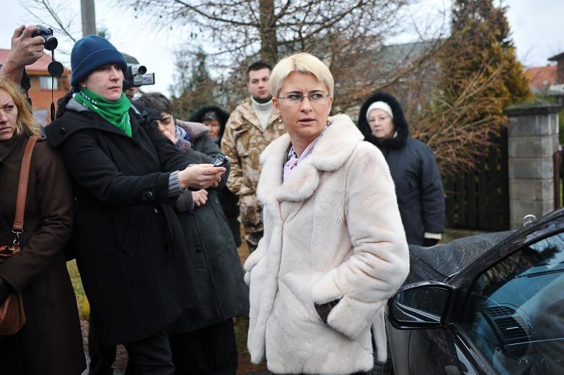 V.Nekrošius: Lietuvoje teisingumą vykdo tik teismai, o ne prezidentė