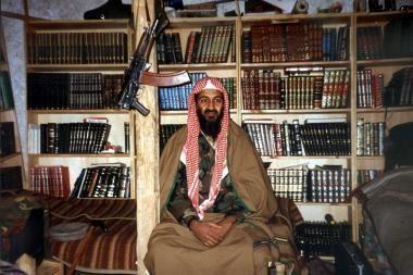 Ieškomiausias pasaulio teroristas rašo knygą