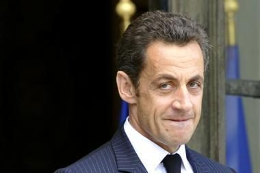 N.Sarkozy paskelbė karą jį juodinantiems žurnalistams