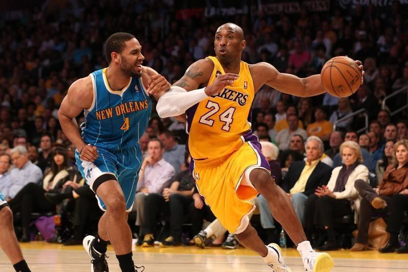 Antras geriausas pasirodymas NBA istorijoje – 81 K. Bryanto taškas