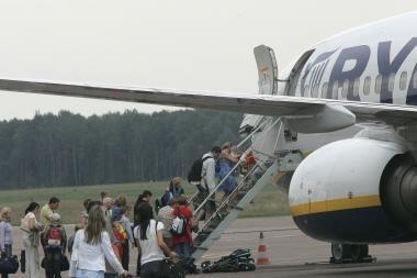 """""""Ryanair"""" skraidina į dar vieną Londono oro uostą"""