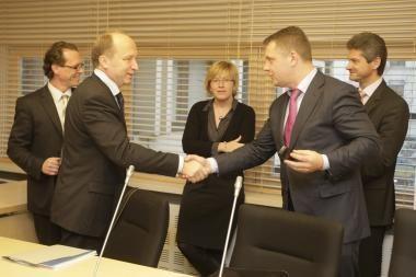 Sutarta dėl mažesnio PVM