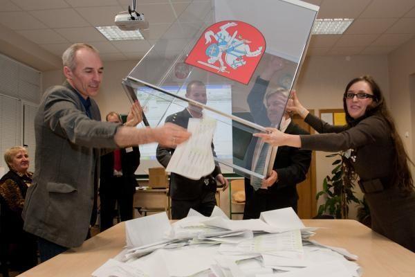 Seimo nario rinkimai Klaipėdoje kainuos apie pusę milijono litų