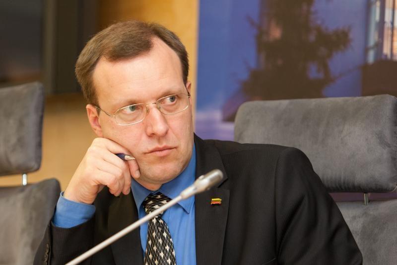 Seimas spręs, ar panaikinti N.Puteikio neliečiamybę