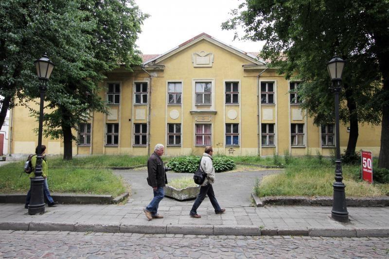 Dailės akademija nori įsikurti buvusiame Vydūno mokyklos pastate