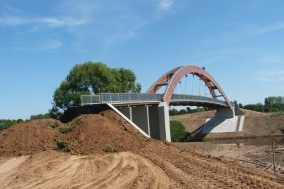 Kėdainiuose - naujas pėsčiųjų tiltas