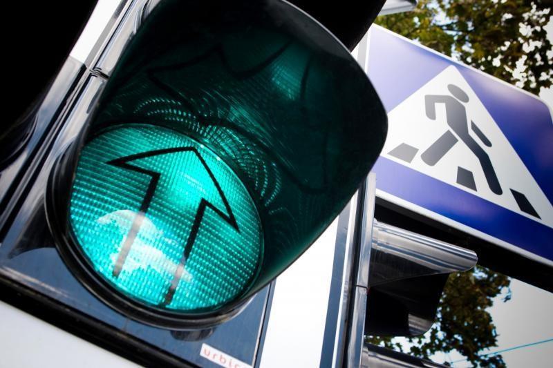 Uostamiesčio policija prašo pagalbos tiriant eismo įvykį