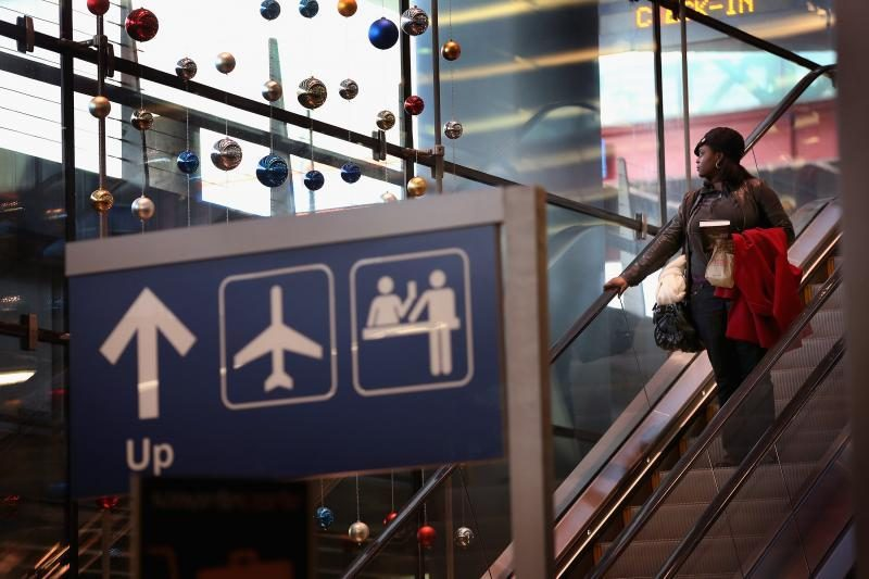 Čikagos oro uosto muitininkai sulaikė žmonių galvų siuntą