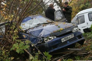 Rusijoje mažėja automobilių vagysčių