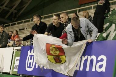 Vilniuje – netikėta KU pergalė