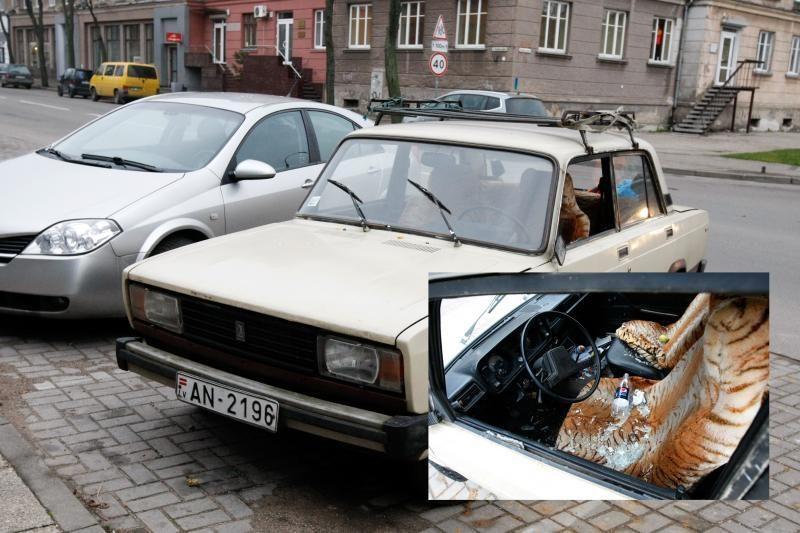 """Uostamiestyje ilgapirščiai nepagailėjo """"braliukų"""" latvių"""
