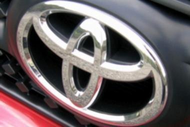 """""""Toyota"""" atšaukia automobilius iš Japonijos ir Europos rinkų"""