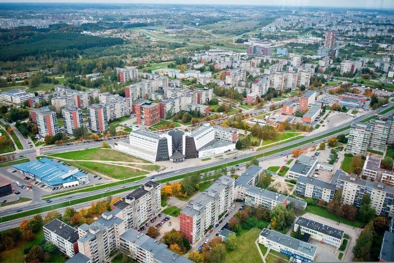 Vilniaus savivaldybė: daugiabučių renovacijai gyventojai paskolų neims